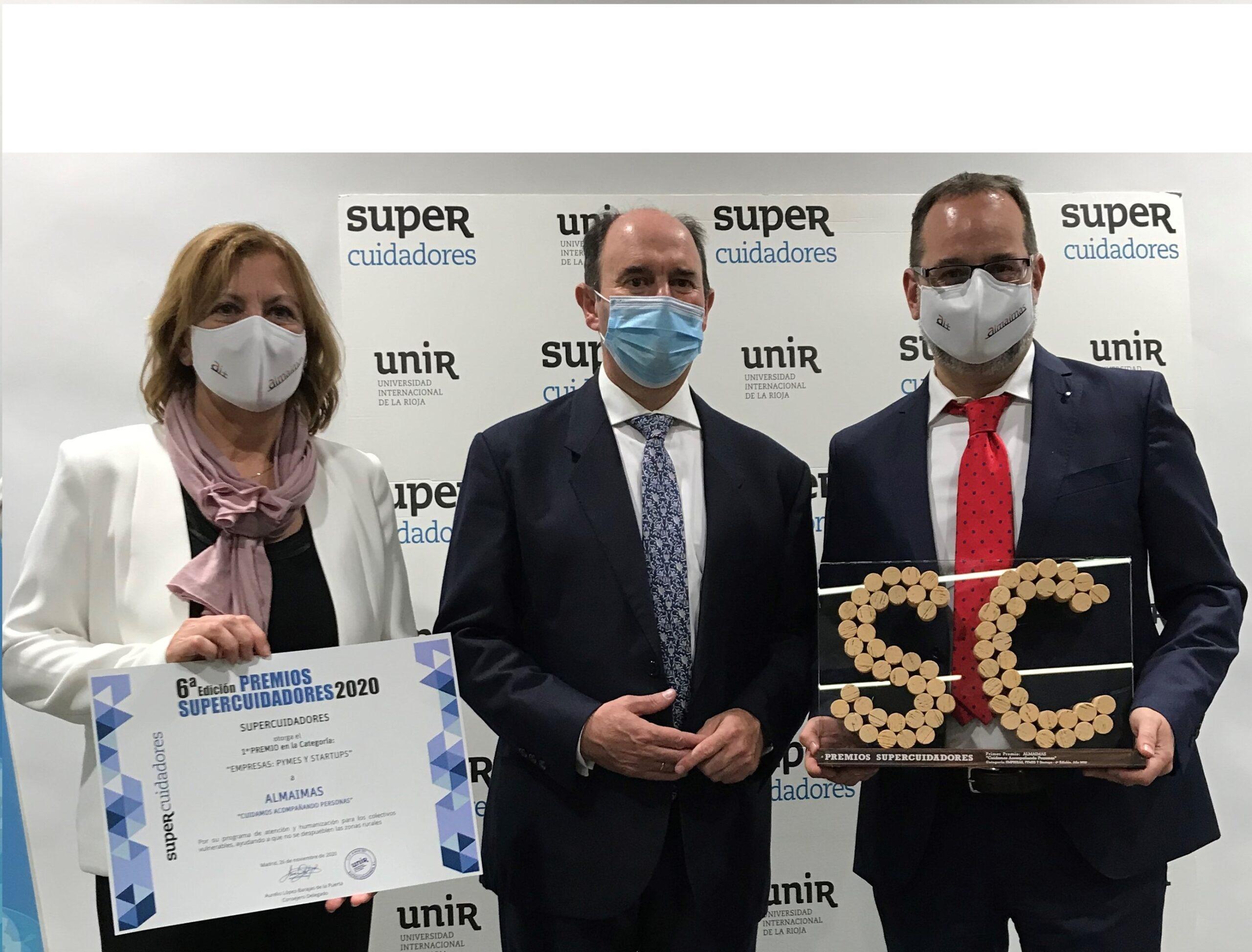 Premios Almaimas Supercuidadores